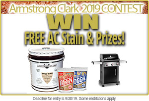 Armstrong Clark Stain Contest