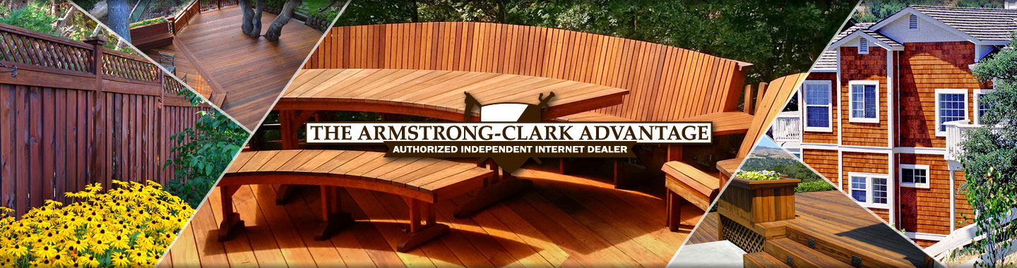 Armstrong Clark Oil Based Wood Deck Stains