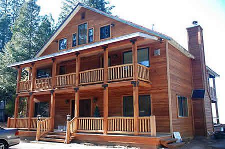 Armstrong Clark Cedar Tone House
