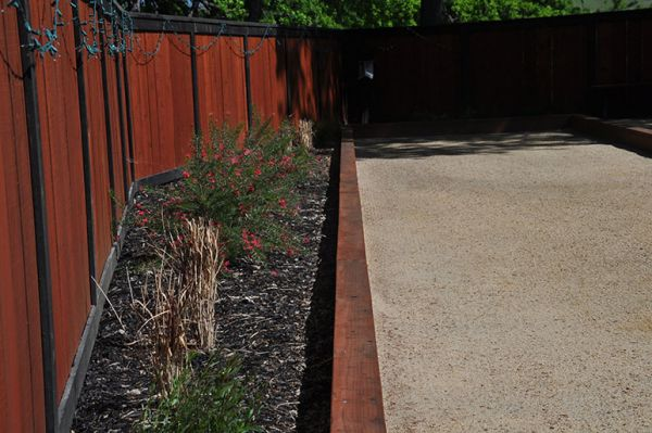 Armstrong Clark Semi Solid Sequoia Fence