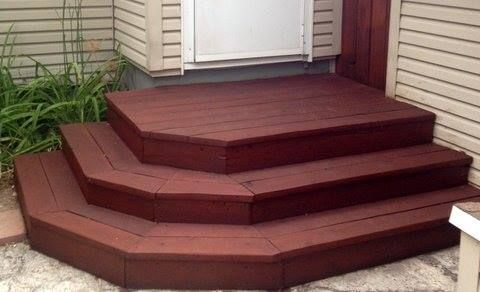 Armstrong Clark Semi Solid Woodland Brown Steps
