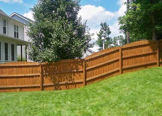 Armstrong Clark Semi Trans Cedar Fence2