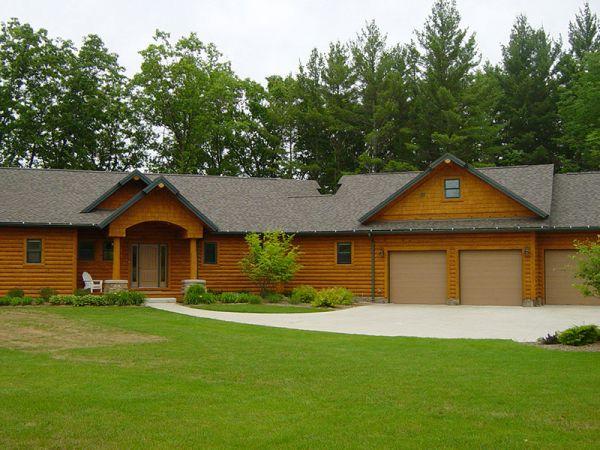 Armstrong Clark Semi Trans Cedar Home