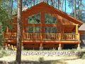 Armstrong Clark Semi Trans Cedar Log Home2