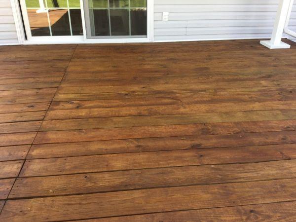 Armstrong Clark Semi Trans Chestnut Floor