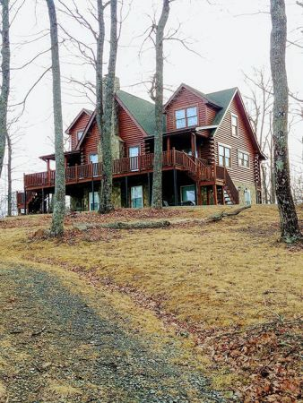 Armstrong Clark Semi Trans Sierra Redwood House