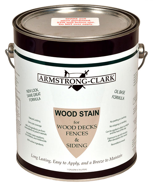 Armstrong Clark Wood Deck Stain 1 Gallon