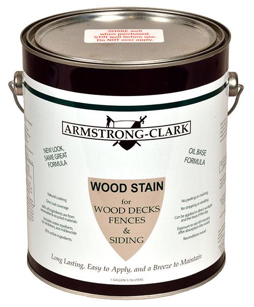 Armstrong Clark Hardwood Ipe Stain 1 Gallon