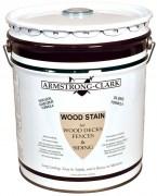 Armstrong Clark Hardwood Ipe Stain 5 Gallon